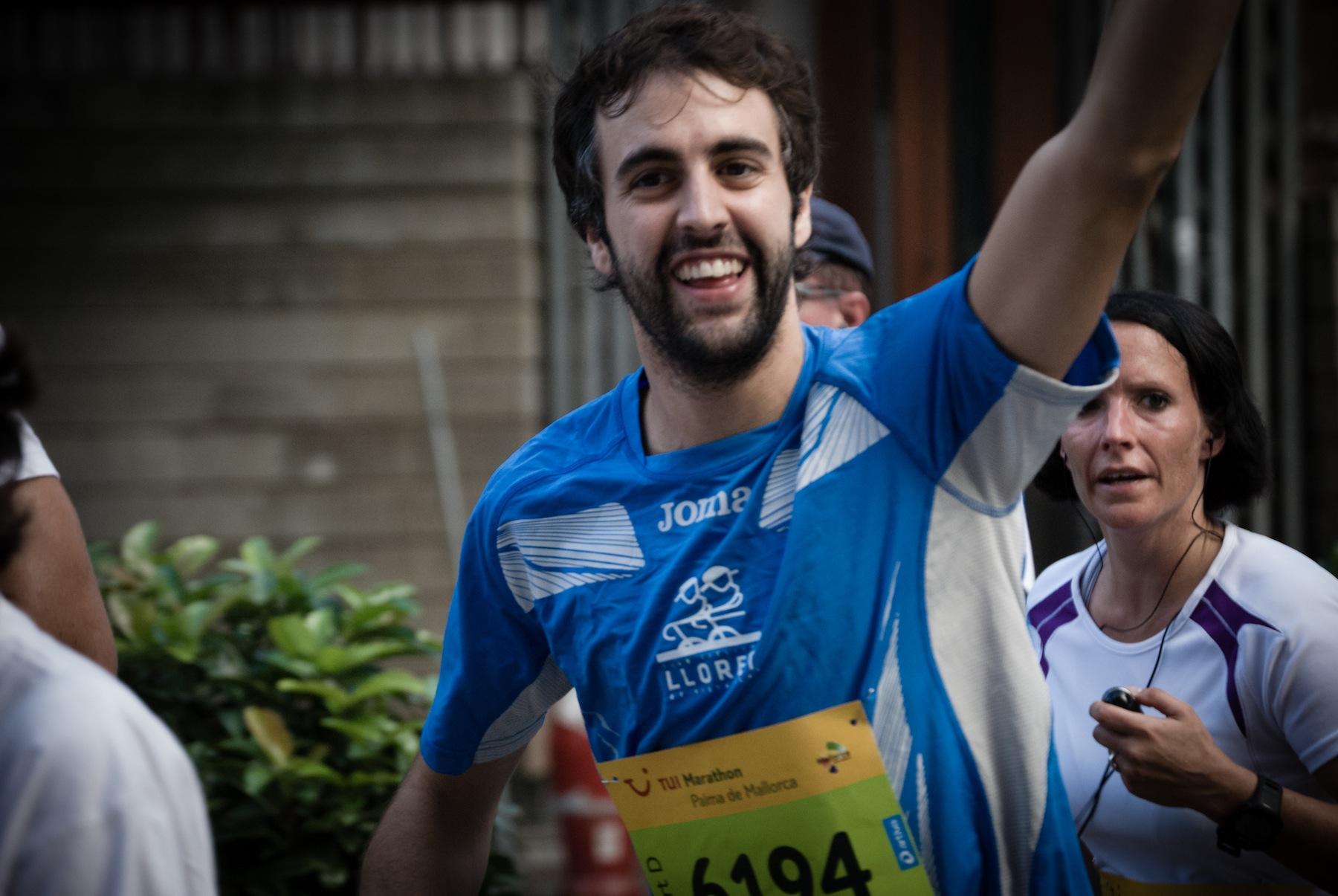 Toni Miquel Salutacio