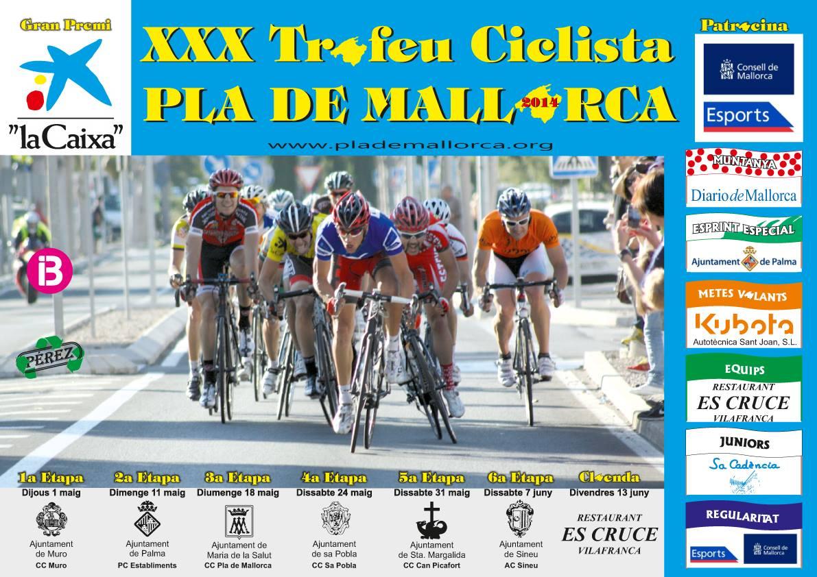 Cartell XXX Trofeu Pla de Mallorca