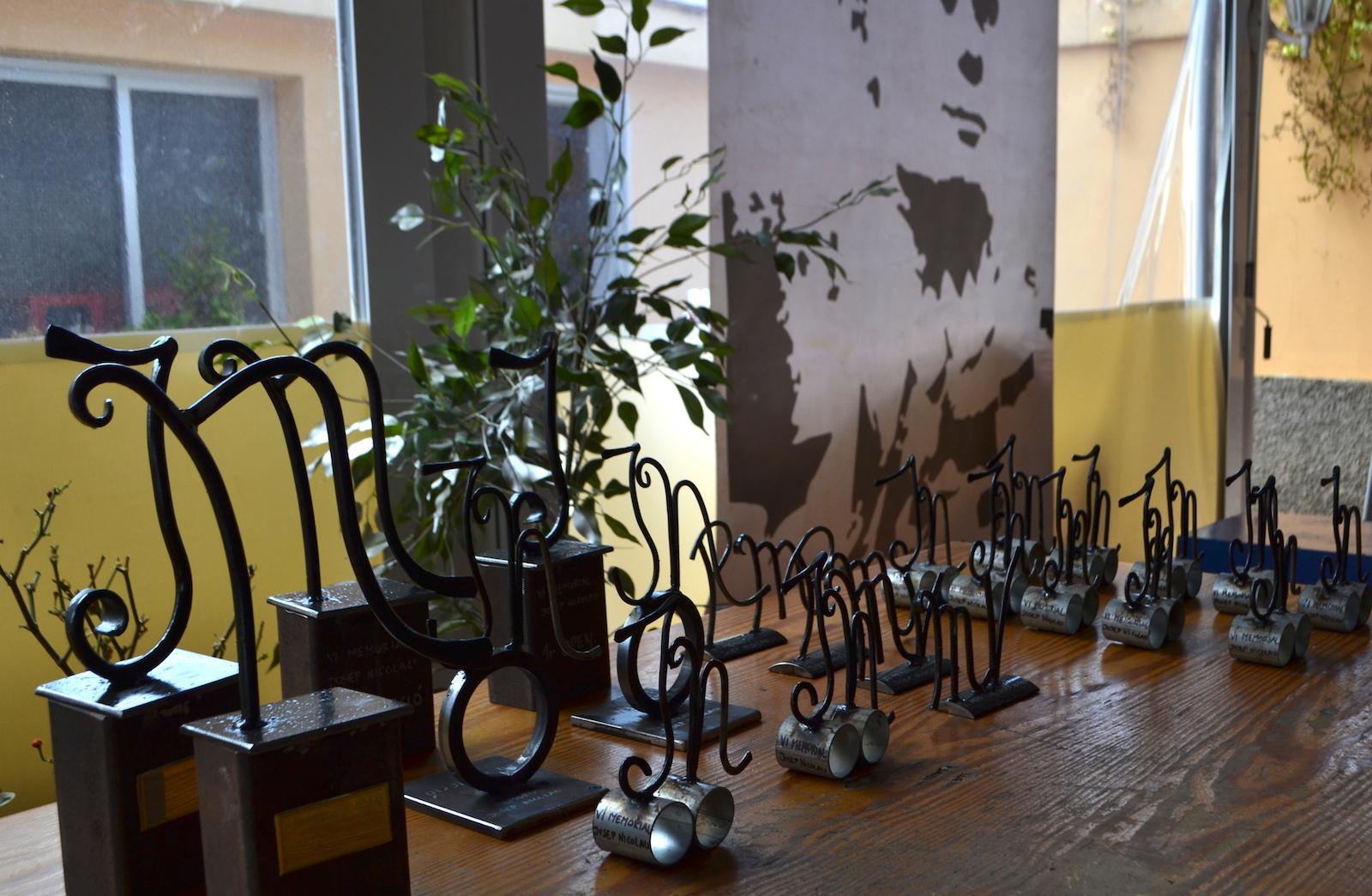 Trofeus Memorial Nicolau