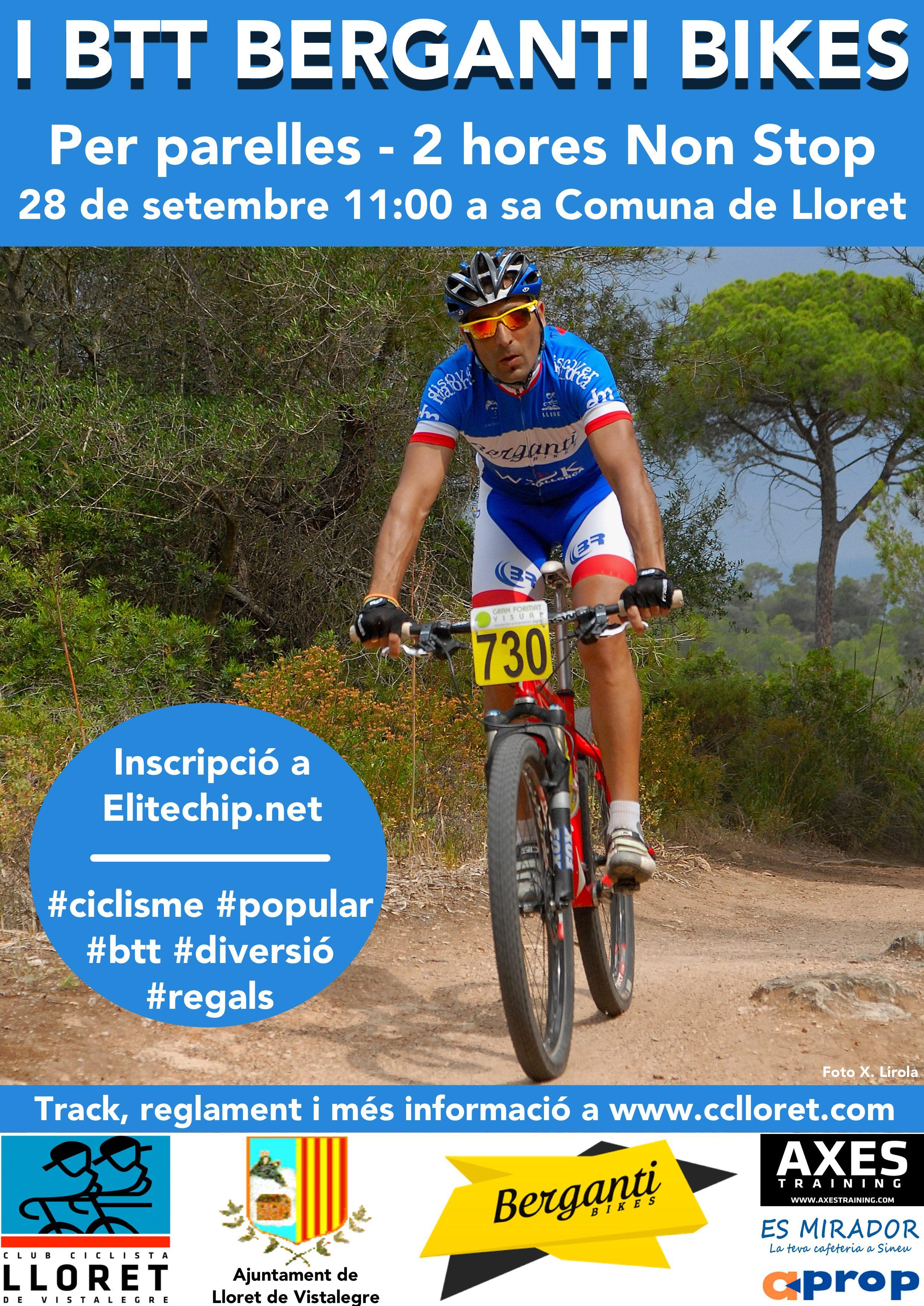 Cartell I Berganti Bikes