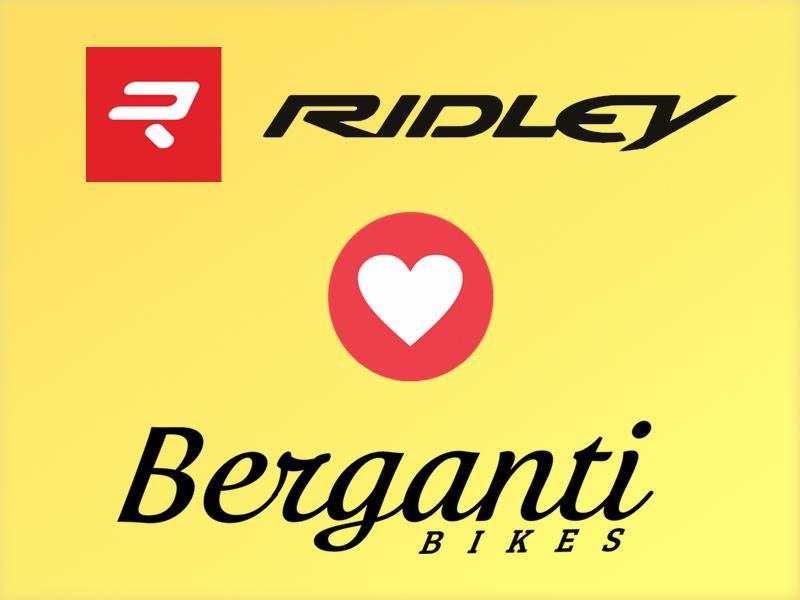 Berganti Bikes & Ridley