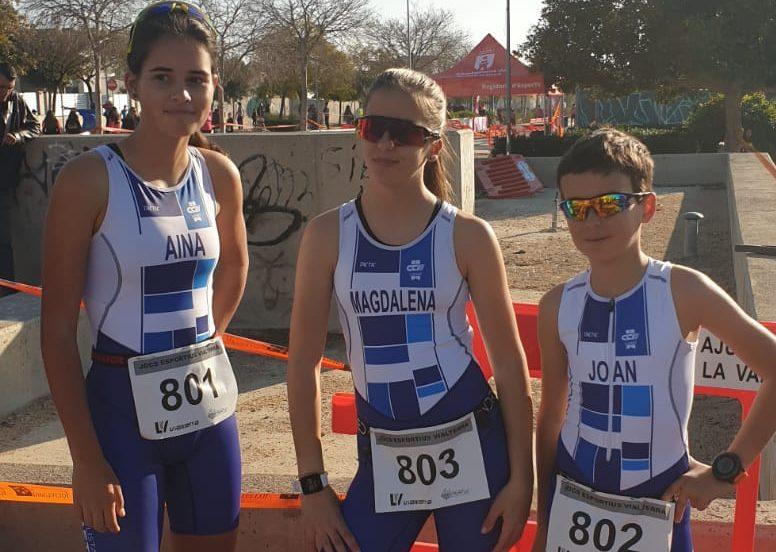 Triatló base Comunitat Valenciana